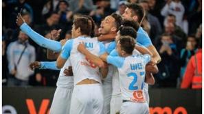 فيديو: أغرب احتفال للاعب كرة قدم بعد تسجيله هدفًا بالدوري الفرنسي