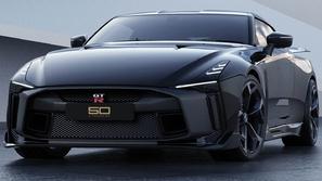 نيسان تكشف عن نسخة استثنائية من GT بمليون دولار