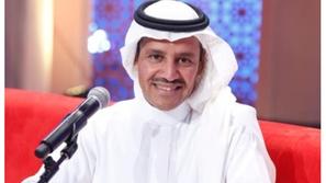 رسالة صوتية مؤثرة للمطرب السعودي خالد عبد الرحمن يتحدث خلالها عن مرضه