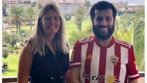 فيديو: الكاميرات تُلاحق تركي آل الشيخ عقب شرائه نادي ألميريا الإسباني