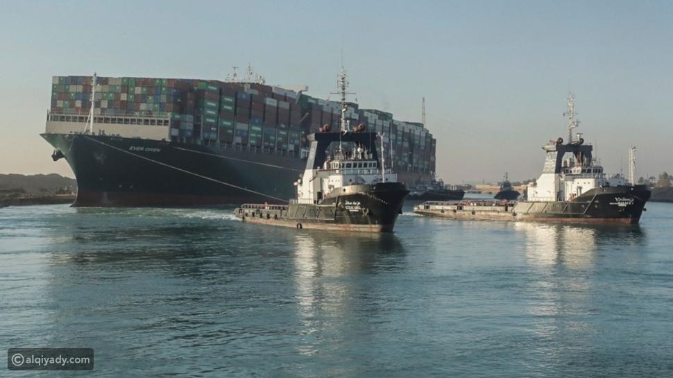 السفينة الجانحة في قناة السويس: انتهاء الأزمة واستئناف حركة الملاحة