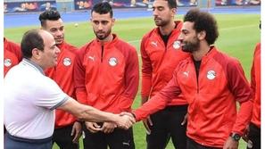 فيديو: الرئيس عبد الفتاح السيسي يُحدد هوية مدرب منتخب بلاده لكرة القدم