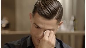 كريستيانو رونالدو يدخل في نوبة بكاء بسبب هذا الفيديو