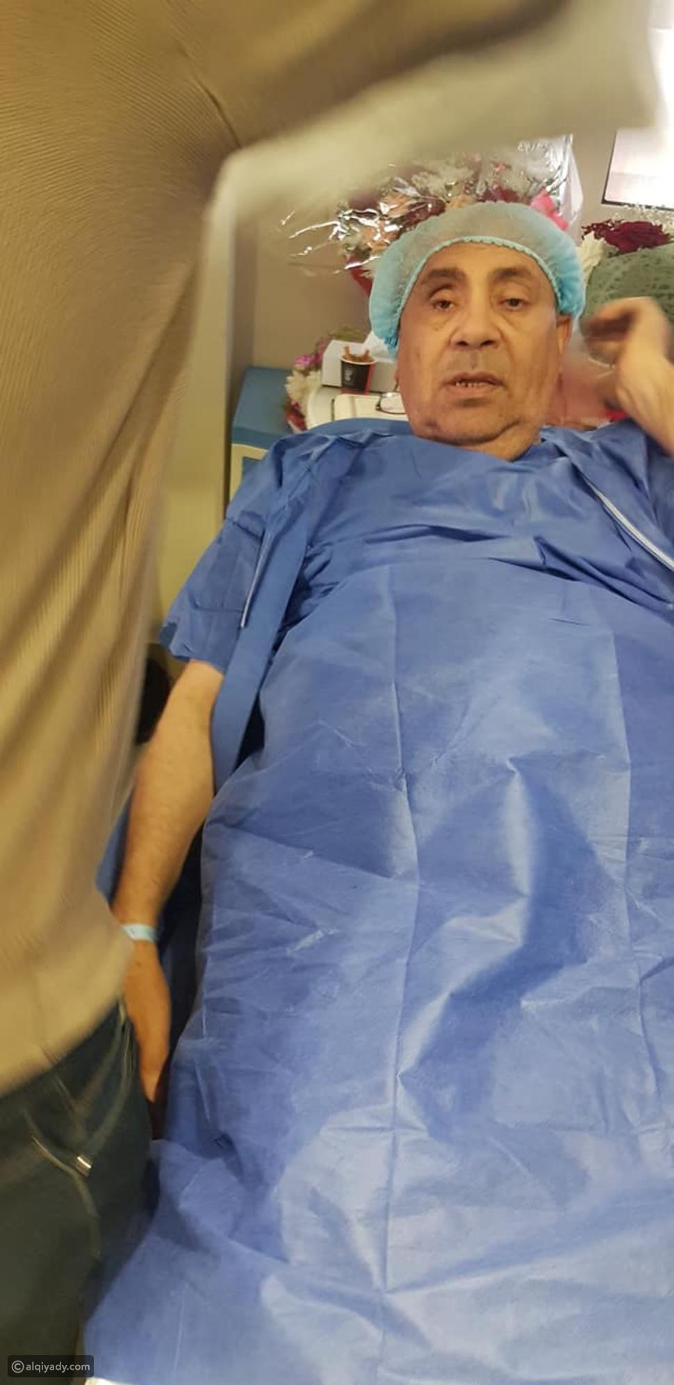 مبروك عطية: آخر تطورات حالته الصحية بعد بتر إصبع قدمه