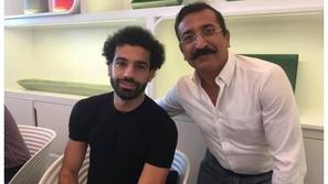 بالفيديو: محمد صلاح يستغل التوقف الدولي ويقضي إجازته في دبي