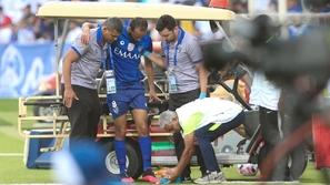 فحص مبدئي يكشف حجم إصابة عبدالله عطيف لاعب الهلال السعودي