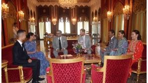 فيديو: هكذا استضاف ملك المغرب الأمير هاري وزوجته ميغان ماركل في قصره