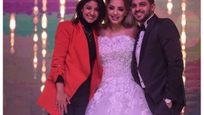 بالفيديو: أخيرًا.. حفل زفاف المطرب محمد رشاد و الإعلامية مي حلمي