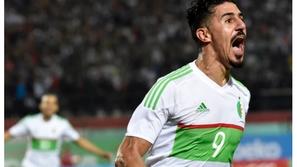 فيديو: هدف يضع منتخب الجزائر على عرش القارة الأفريقية: مبروك للجزائر!