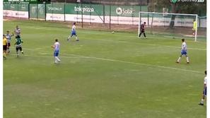 بالفيديو: سبورتينغ لشبونة يُسجل هدفًا غريبًا دون أن يلمس لاعبيه الكرة