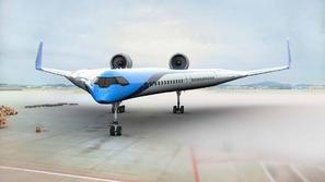 شاهد: طائرة ركاب جديدة بتصميم ثوري ومزايا مدهشة