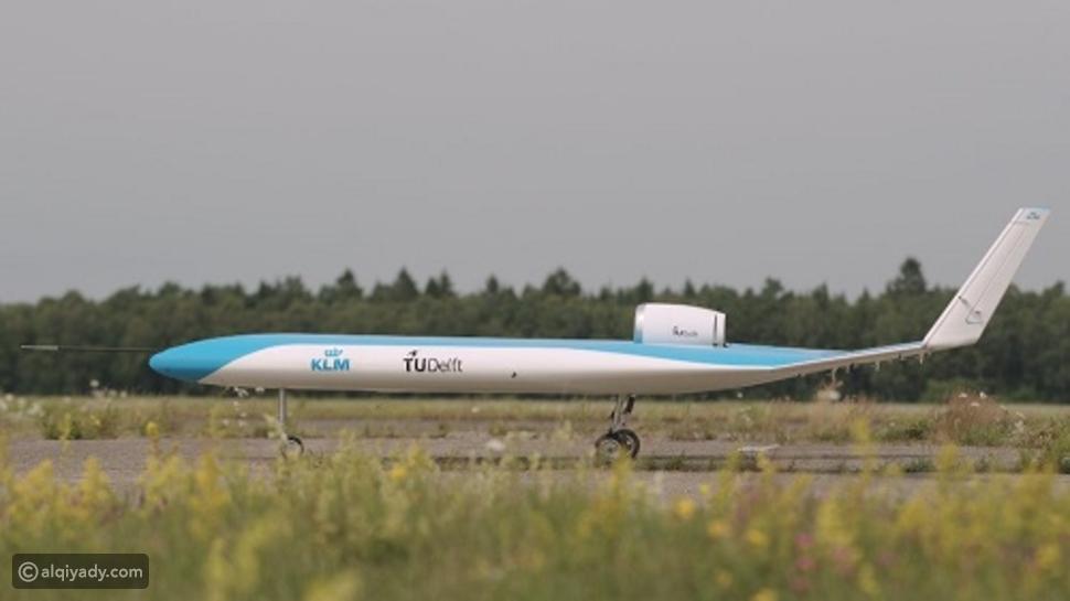 نجاح أول رحلة تجريبية لطائرة المستقبل التي تحمل الركاب في جناحيها