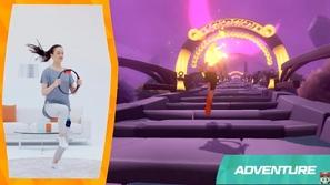فيديو جهاز جديد من نينتندو لممارسة الرياضة وألعاب الفيديو في ذات الوقت