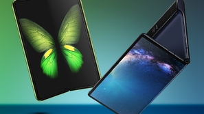 مقارنة بين هاتفي Samsung Galaxy Fold و Huawei Mate X القابلين للطي