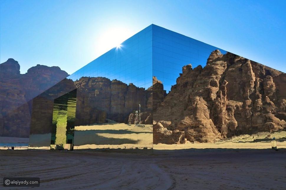 قاعة مرايا: تحفة معمارية تحتضن القمة الخليجية في العلا