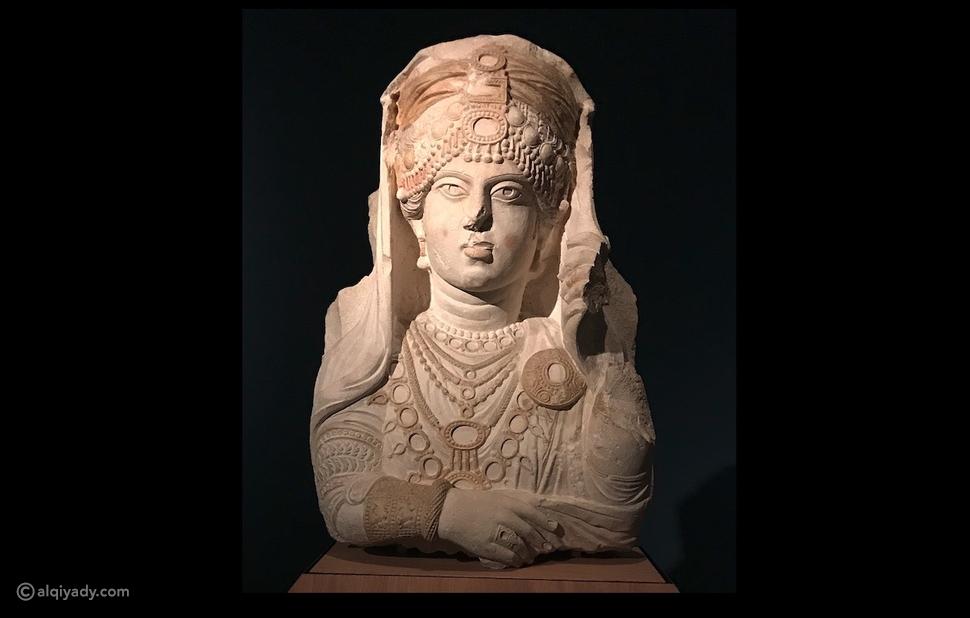 زنوبيا ملكة تَدمُر: المرأة التي هزمت الإمبراطورية الرومانية