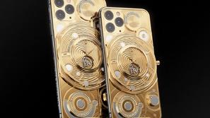 أغلى هاتف في العالم: آيفون مزود بنصف كيلو جرام من الذهب
