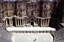 مدينة بصرى القديمة و مسرحها الروماني الرائع