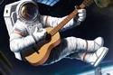 بالصور: أناقة المشاهير ببدلات الفضاء