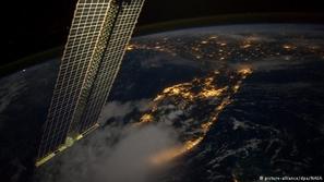 بالصور: رائد فضاء ألماني يلتقط صوراً مذهلة لكوكب الأرض