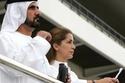 زواج أمير أبوظبي بالأميرة سلامة