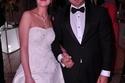 الفنان أحمد سعيد عبد الغني وزوجته