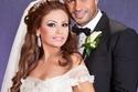 المطرب خالد سليم و زوجته
