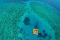 صور افتتاح فندق تحت مياة المحيط الهندي