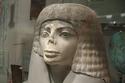 تمثال فرعوني يشبه نجم الغناء الأمريكي الراحل مايكل جاكسون