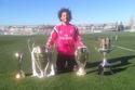 لاعب ريال مدريد، مارسيلو، بعدد متابعن يصل إلى 3,602,185.
