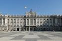 قصر مدريد الملكي - إسبانيا
