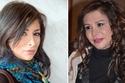 الممثلة السورية ديما بياعة ووالدتها الممثلة مها المصري