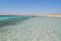 """شاطىء """"شرم اللولي""""، مرسى علم، مصر تصدر المرتبة الأولى على رأس القائمة."""