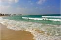 """شاطئ """"حديقة الموز""""، دبي، الإمارات، جاء في المرتبة الثانية."""