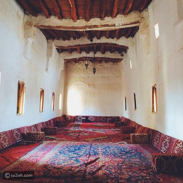 جولة بالصور داخل وخارج قصر الإمارة في نجران
