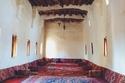 """أحد غرف قصر """"الإمارة"""" في نجران"""