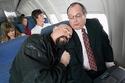 ما هي الإجراءات عند وفاة راكب على متن طائرة؟