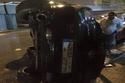 بالصور: مقتل الممثل عصام بريدي في حادث سير مروع