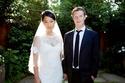 مارك زوكربيرج، مؤسس موقع فيسبوك، وزوجته بريسيللا تشان
