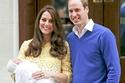 الأمير ويليام وزوجته يستقبلان المولودة الملكية الجديدة