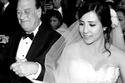 فقد الفنان حسن حسني ابنته رشا في عام 2013 بعد إصابتها بمرض السرطان.