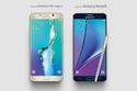 التقرير الشامل لإطلاق هاتفي سامسونج: S6 Edge Plus و Note 5