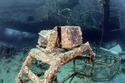بقايا سفينة سالم إكسبريس الغارقة.. صور لم تراها من قبل