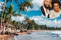 سولانج نولز وألان فيرجسون اختارا جزيرة باهيا في البرازيل