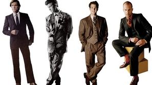 بالصور: مراحل تطور موضة البنطال الرجالي منذ الثلاثينيات وحتى الآن