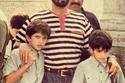 صور نادرة لرحلة المرحوم الشيخ راشد بن محمد