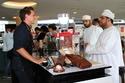 مهرجان القهوة والشاي في دبي: يستعرض صناعة القهوة والشاي، وجميع منتجات القهوة والشاي من جميع البلدان حول العالم. كما يعرف الناس على القهوة الخليجية ونكهاتها المختلفة. ويتخلل المهرجان أنشطة وفعاليات ثقافية وموسيقية ومسابقات مختلفة للجمهور.