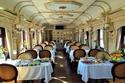 بالصور: اليخوت والقطارات الأكثر فخامة من الداخل