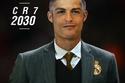 كريستيانو رونالدو والتوقع بأنه سيصبح مدير نادي ريال مدريد عام 2030