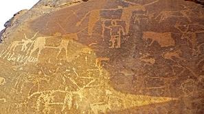 بالصور: آثار الحضارة الإنسانية مهددة بالاختفاء